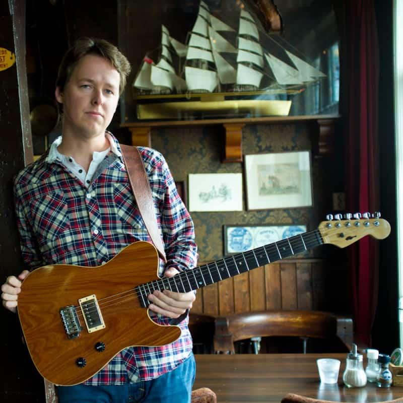 Tim Langedijk gitaar blog foto (c) Tom Beek